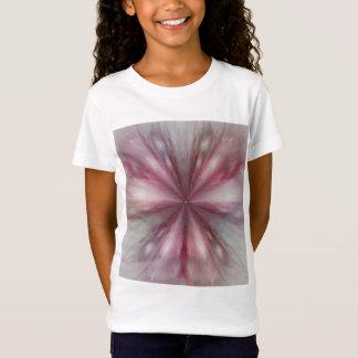 絹の花 Tシャツ