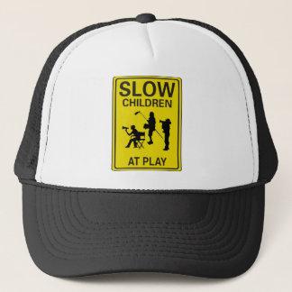 網のトラック運転手の帽子 キャップ