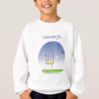 網-洗浄日、贅沢なfernandes スウェットシャツ