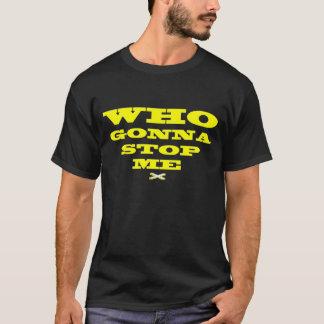 網: 私をかストップ行くだれ Tシャツ