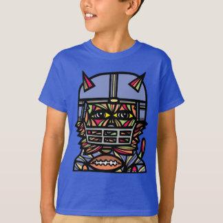 """""""網Kat""""の子供のHanes TAGLESS®のTシャツ Tシャツ"""