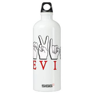 綴られる悪魔ASL指 ウォーターボトル
