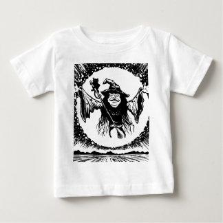 綴りを投げること ベビーTシャツ