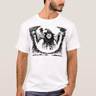 綴りを投げること Tシャツ