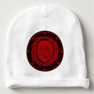 綿の帽子のブラックホールの渦巻 ベビービーニー