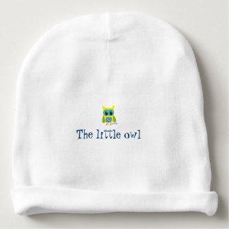 綿の肋骨のベビーか乳児の帽子 ベビービーニー