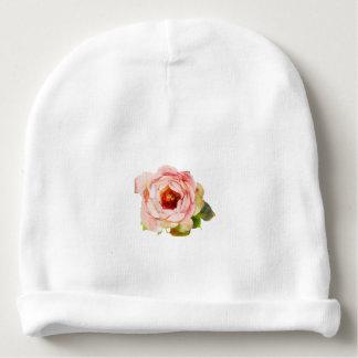 綿の花のベビーの帽子 ベビービーニー