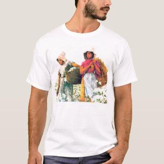綿ピッカー[ホーマー] Tシャツ