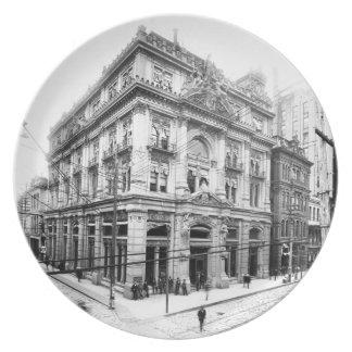 綿交換ニュー・オーリンズ1881年 プレート