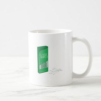 綿棒の綿棒 コーヒーマグカップ