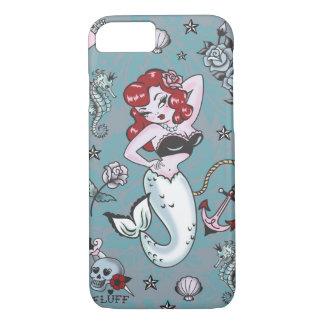 綿毛のモーリーの人魚のiPhone 7の場合 iPhone 7ケース