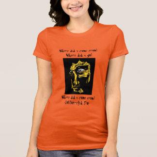 綿目のジョーの綿の目のダンス教室のTシャツ Tシャツ