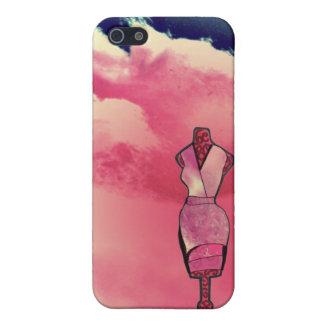 綿菓子のファッション iPhone SE/5/5sケース