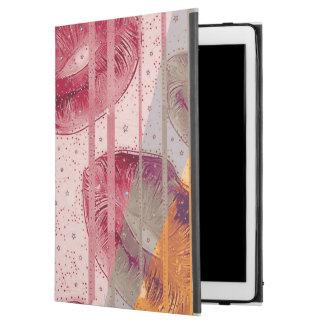 """綿菓子のラズベリーの唇 iPad PRO 12.9"""" ケース"""