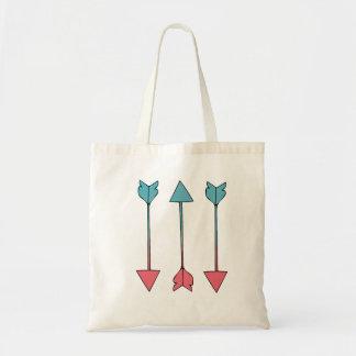 綿菓子の矢のトート トートバッグ