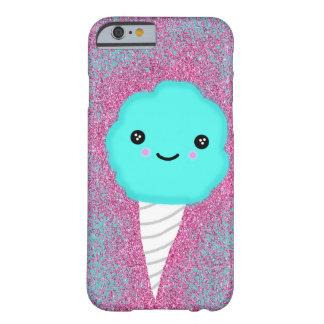綿菓子の電話箱 BARELY THERE iPhone 6 ケース