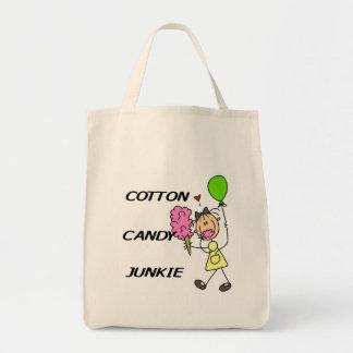 綿菓子の麻薬常習者 トートバッグ