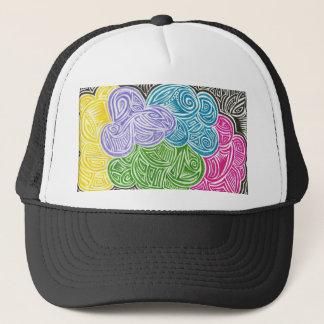 綿菓子は帽子を曇らせます キャップ
