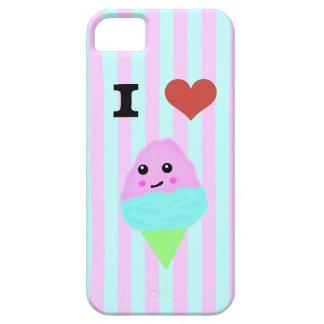 綿菓子 iPhone SE/5/5s ケース