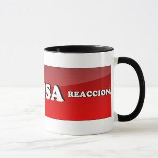 緊張緩和、Piensa、Reacciona マグカップ