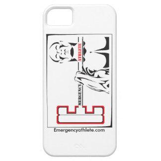 緊急のアスリートの電話箱 iPhone SE/5/5s ケース