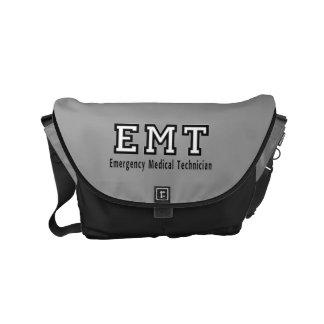 緊急の医学の技術者 スモールメッセンジャーバッグ