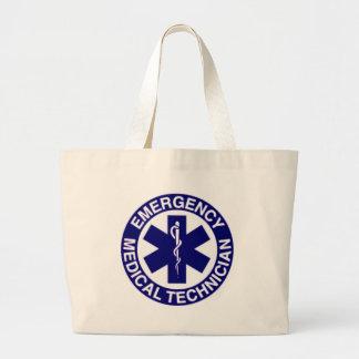 緊急の医学の技術者EMT ラージトートバッグ