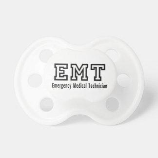 緊急の医学の技術EMT おしゃぶり