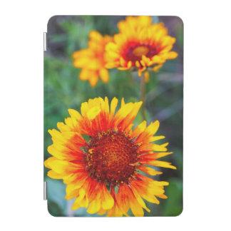 総括的な花の別名茶色は氷河のスーザンを注目しました iPad MINIカバー