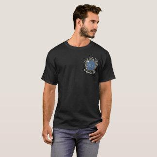 総日食2017年コロンビア、SCの暗闇のティーの Tシャツ
