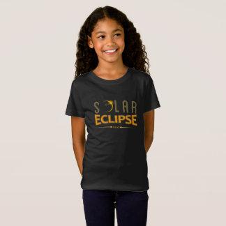 総日食8-21-17米国のイベントのTシャツ Tシャツ