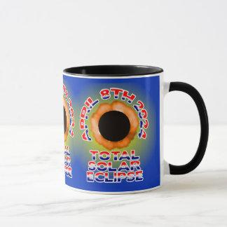 総日食 マグカップ