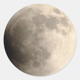 総月食(3) 12am 2014年4月15日 ラウンドシール