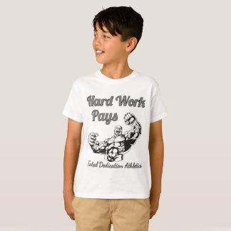 総献呈の運動競技のワイシャツ Tシャツ