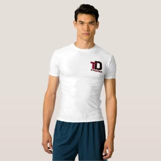 総献呈の運動競技の圧縮のワイシャツ Tシャツ