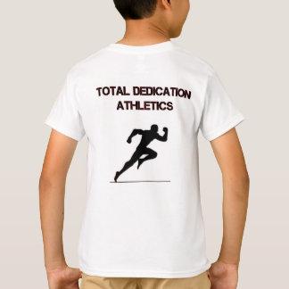 総献呈の運動競技 Tシャツ