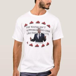 総理大臣慎重な2.0 Tシャツ