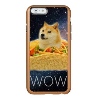 総督のタコス-総督shibe総督の犬かわいい総督 incipio feather shine iPhone 6ケース