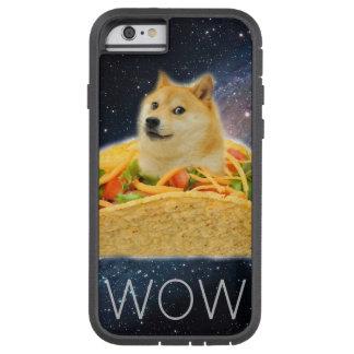 総督のタコス-総督shibe総督の犬かわいい総督 tough xtreme iPhone 6 ケース