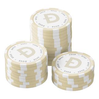 総督のポーカー用のチップ ポーカーチップ