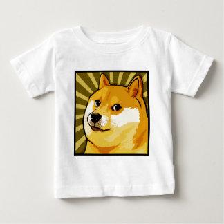 総督のミームの正方形の総督の自画像 ベビーTシャツ