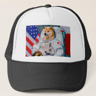 総督の宇宙飛行士総督shibe総督の犬かわいい総督 キャップ