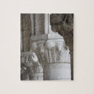 総督の宮殿ベニスイタリアのコラムの詳細 ジグソーパズル