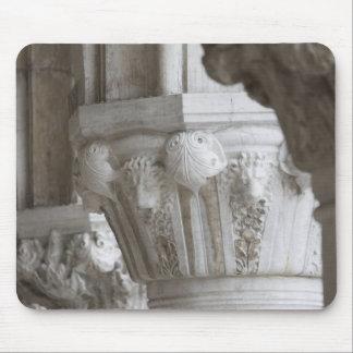 総督の宮殿ベニスイタリアのコラムの詳細 マウスパッド