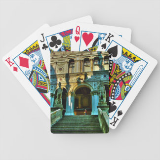 総督の宮殿-ベニス バイスクルトランプ