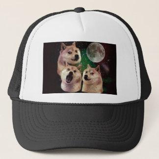 総督の月-総督の宇宙-犬-総督- shibe キャップ