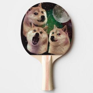 総督の月-総督の宇宙-犬-総督- shibe 卓球ラケット