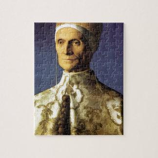 総督レオナルドLoredanのジョバンニBelliniのポートレート ジグソーパズル