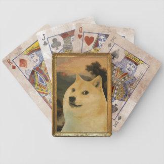 総督豪奢な遊ぶカードセット バイスクルトランプ