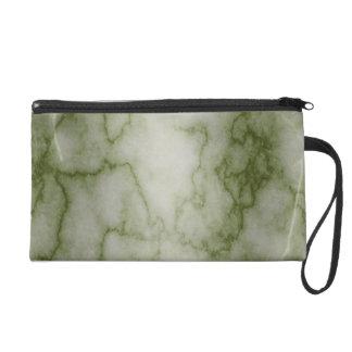 緑および白い大理石 リストレット